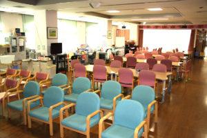 介護老人保健施設「温泉リハビリセンター虹の丘」